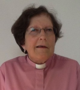 Rev Juliet Montague